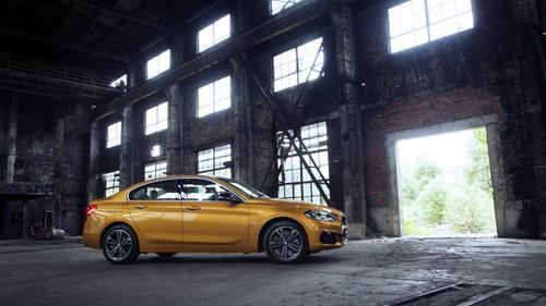 BMW launches the 1 Series sedan at Guangzhou motor show