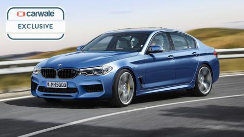 BMW to reveal the next generation M5 on 21st August