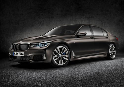 BMW M760Li to be introduced in India soon