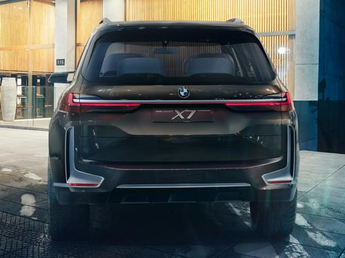 BMW X7 Concept car
