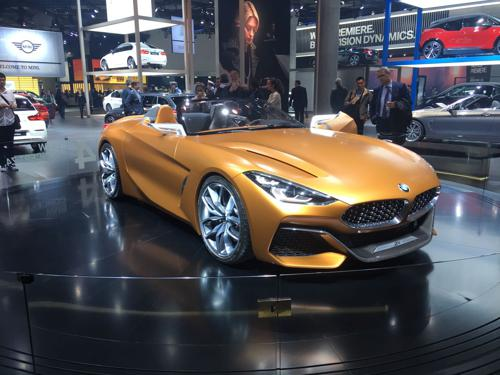 BMW Z4 unveiled
