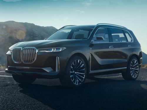 Concept X7 BMW