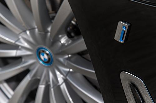 BMW plans to introduce another larger BMW i model with an electric drive and autonomous driving called the BMW iNEXT
