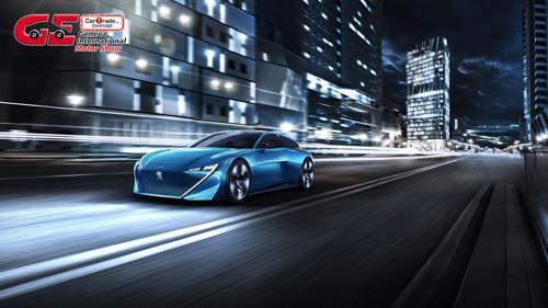 Geneva 2017 Peugeot Instinct concept gets web unveil