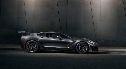 Chevrolet Corvette ZR1 revealed with 755 horsepower
