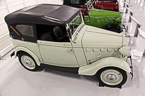 Datsun 15 Phaeton Drophead Coupe 3