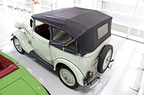 Datsun 15 Phaeton Drophead Coupe 6