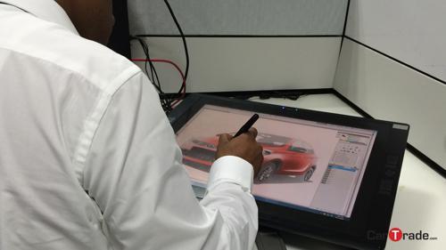 Digtal rendering Tata Tiago