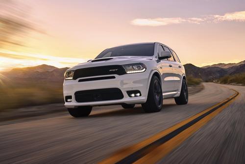 Dodge Durango SRT unveiled