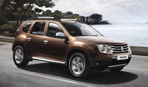 2) Renault Duster