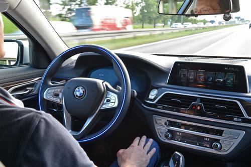 FCA joins BMW for autonomous driving platform