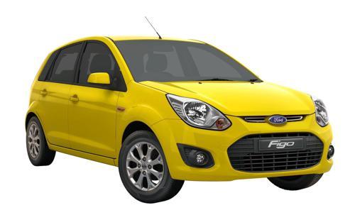5) Ford Figo