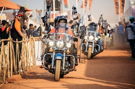 Harley Davidson bike rally to be held in Goa on 18th February, 2016