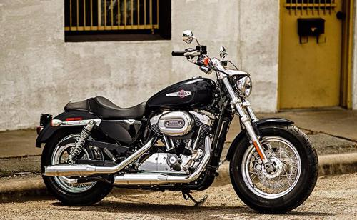 Harley Davidson launches 2016 Sportster 1200 Custom for Rs 8.90 lakh