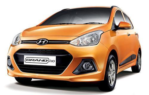 10) Hyundai Grand i10