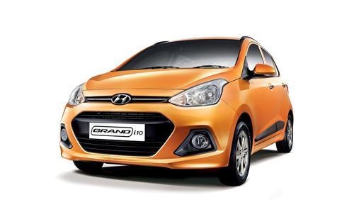1) Hyundai Grand i10