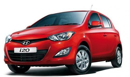 6) Hyundai i20