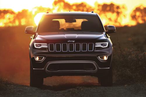 Jeep Grand Cherokee launched