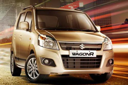 5) Maruti Suzuki WagonR