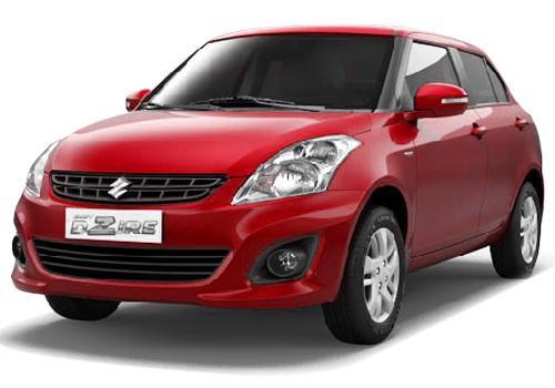 2) Maruti Swift Dzire