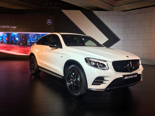 GLC43 AMG launched in India