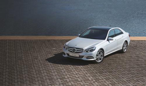 New Mercedes Benz E-Class