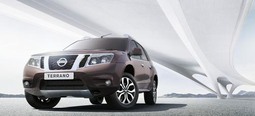 4) Nissan Terrano