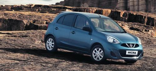 6) Nissan Micra