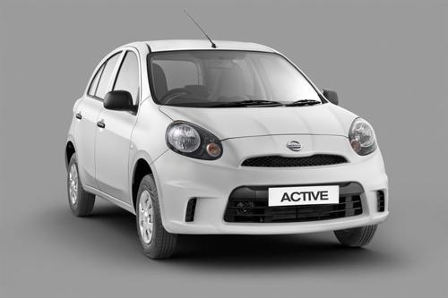 8) Nissan Micra Active