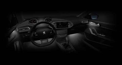 2018 Peugeot 308 images leaked