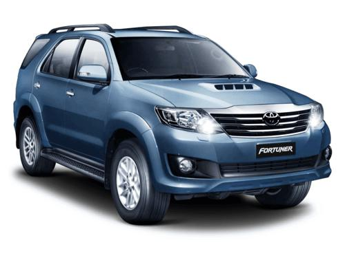 Top 10 interesting facts about the Toyota Fortuner