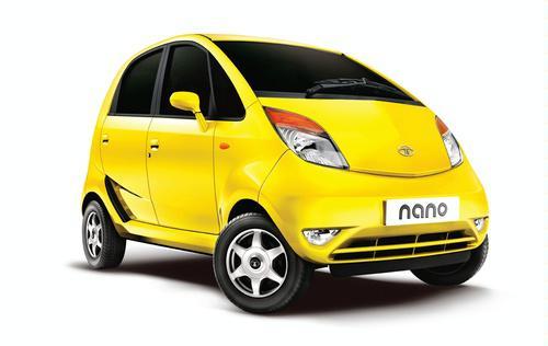 3) Tata Nano