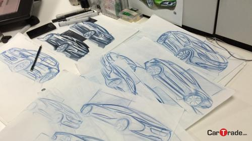 Tata Tiago sketches