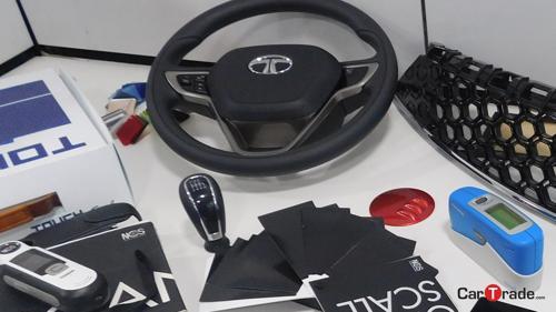 Tata Tiago surface quality checkup