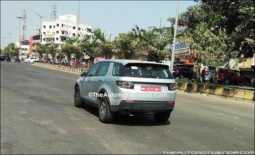 Tata Q501 rear 1