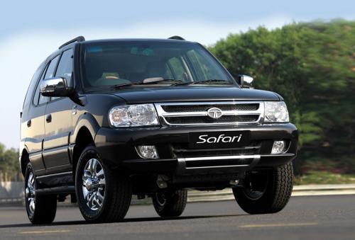5) Tata Safari