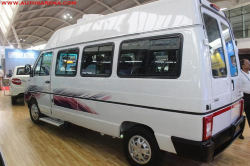 Tata Winger 15 seater expected soon