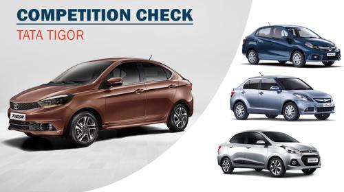 Competition Check Tata Tigor