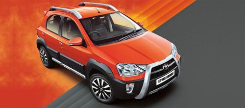 Toyota Etios Cross Dynamique details leaked