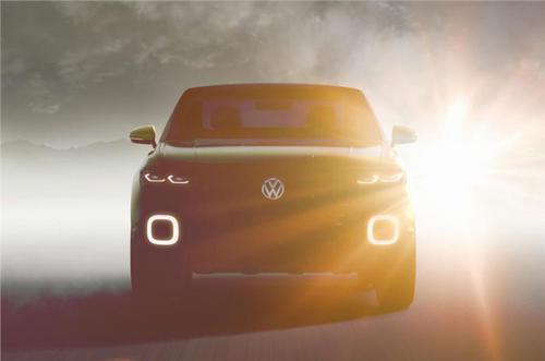 Volkswagen T Cross concept SUV