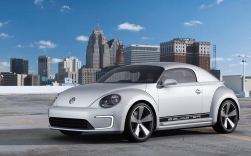 VW-Beetle-electric