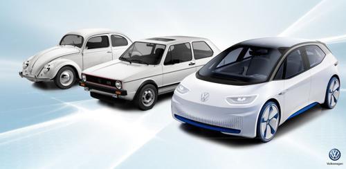 VW ID electric car