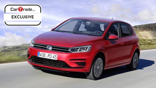 New gen Volkswagen Polo rendered