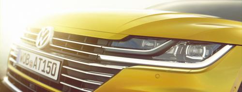 VW Arteon to be revealed