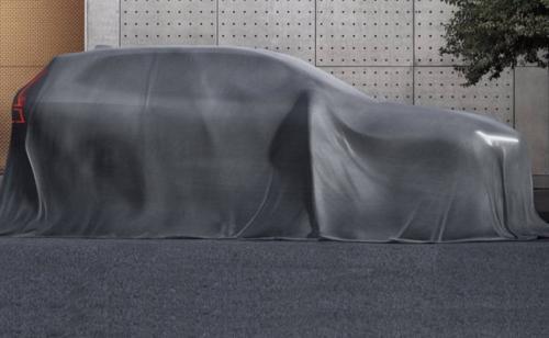 Volvo XC60 teased underwraps
