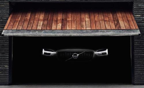 Volvo XC60 teased