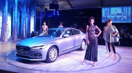Volvo launches S90 in India