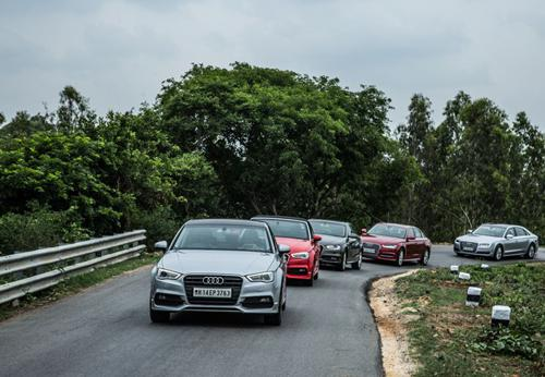 2016 audi driving experience bengaluru
