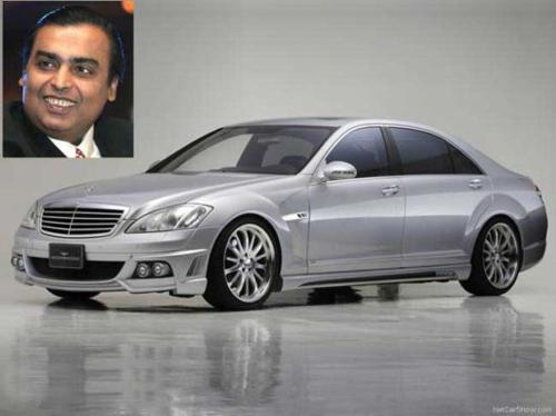 Ambanis and their car indulgences