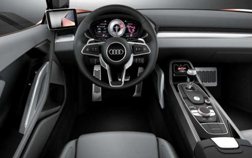 Android in audi car